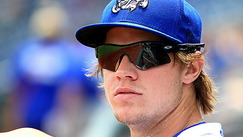 Royals prospect Wil Myers is batting .296 with 73 RBIs at Triple-A Omaha.
